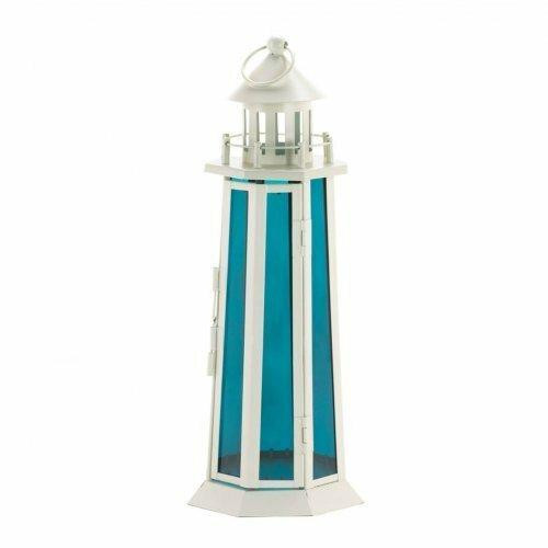 Accent Plus Nautical Candle Lamp