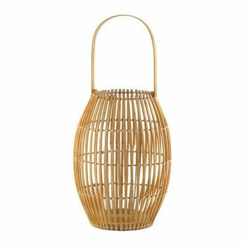 Accent Plus Large Bamboo Lantern