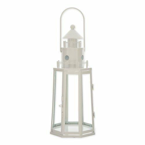 Gallery of Light White Lighthouse Lantern