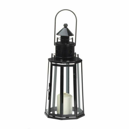 Gallery of Light Black Lighthouse Lantern
