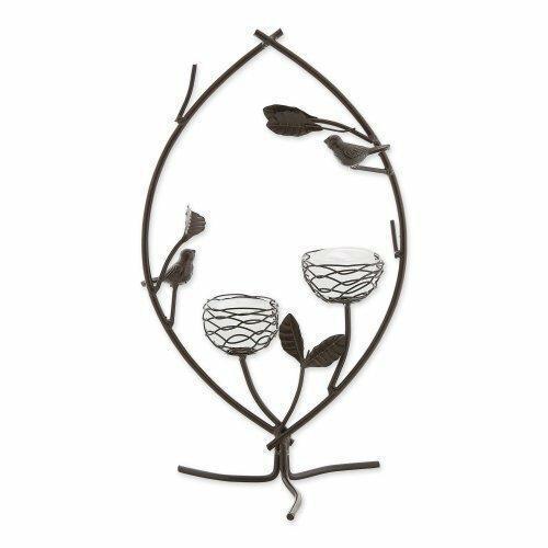 Gallery of Light Harmony Birdies Tealight Holder