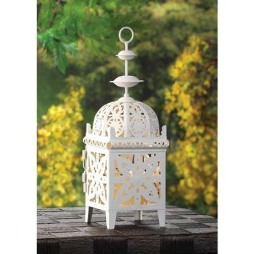 Accent Plus Medallion Candle Lantern