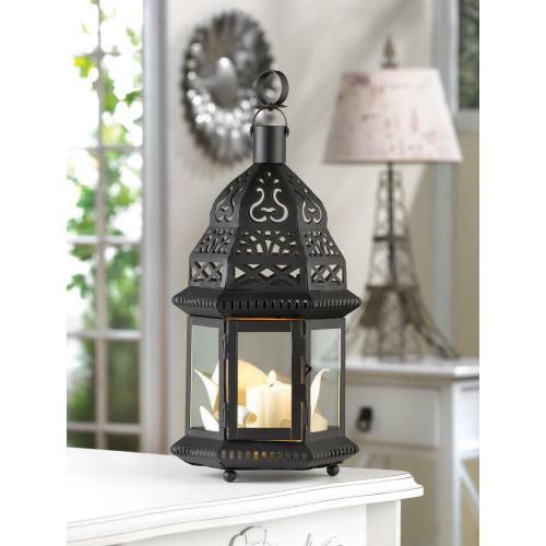 Accent Plus Moroccan Birdcage Lantern