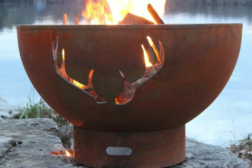Antlers Fire Pit - OneSourcePool