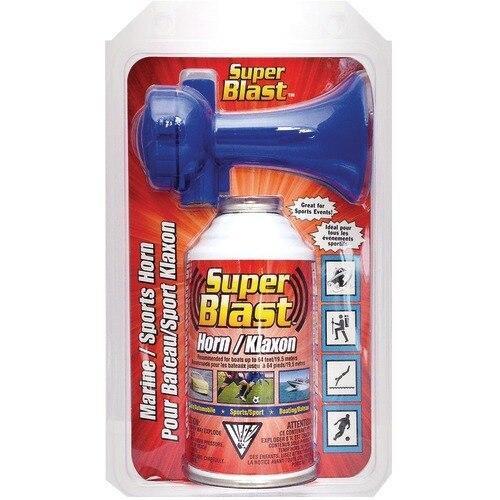 SUPER BLAST Super Blast Air Horn, 8oz