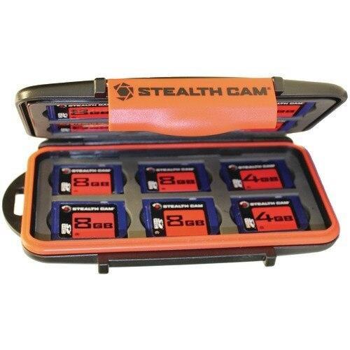 STEALTH CAM Stealth Cam Memory Card Storage Case