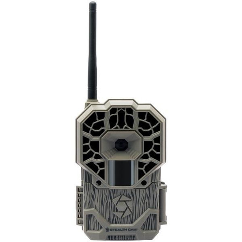 STEALTH CAMR Stealth Cam 22.0-megapixel Wireless No Glo Trail Cam atandamp;t Sim