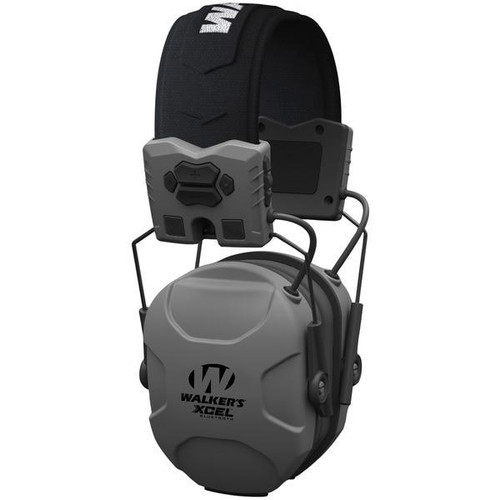 WALKERS GAME EARR Walkers Game Ear Xcel 500bt Digital Electronic Muff With Voice Clarity And Bluetooth