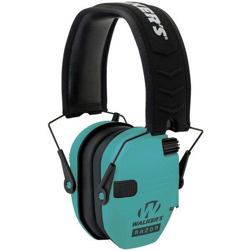 WALKERS GAME EARR Walkers Game Ear Razor Electronic Muff tiffany Blue
