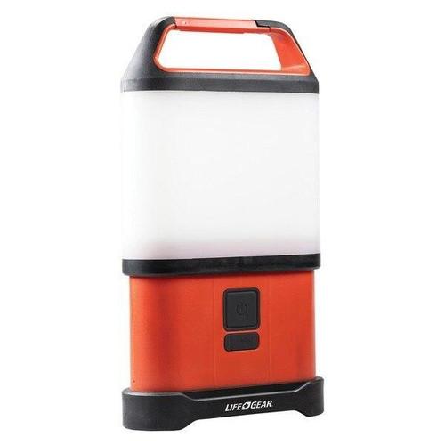 LIFEGEAR Lifegear Stormproof 500-lumen Stow-away Collapsible Lantern