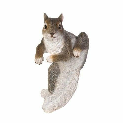Accent Plus Climbing chip Squirrel Decor