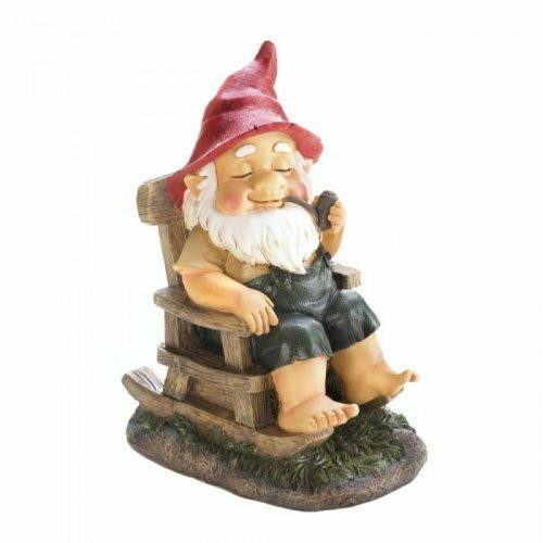 Accent Plus Rocking Chair Gnome