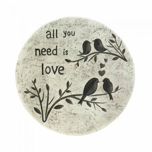 Accent Plus All You Need Is Love Stepping Stone