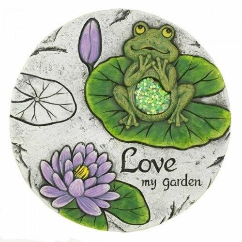 Accent Plus Love My Garden Stepping Stone