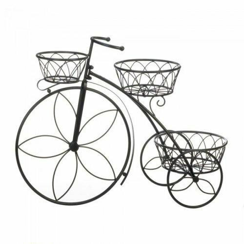 Summerfield Terrace Tricycle 3-tier Plant Stand