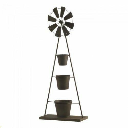 Summerfield Terrace Windmill Plant Stand
