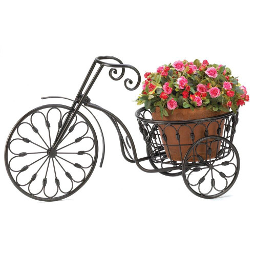 Summerfield Terrace Bicycle Plant Stand