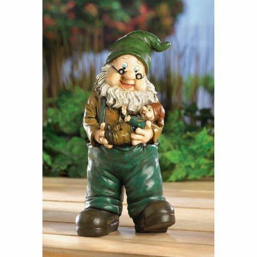 Accent Plus Grandpa Garden Gnome