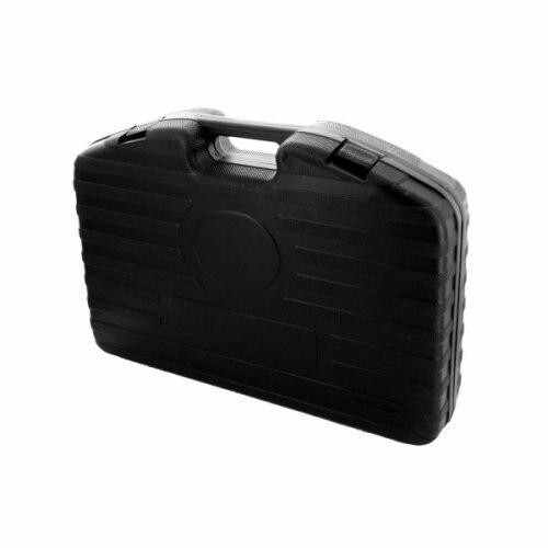 bulk buys Barbecue Set With Wooden Handles In Carrying Case