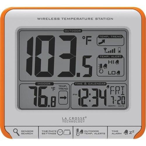 LA CROSSE TECHNOLOGY La Crosse Technology Wireless Weather Station