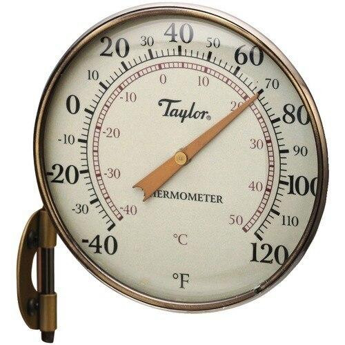 Taylor Taylor Heritage Collection Dial Thermometer 4.25andquot;