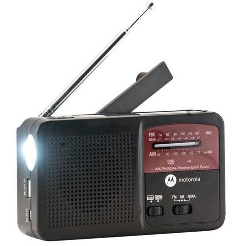 MOTOROLAR Motorola Atmos Weather Radio
