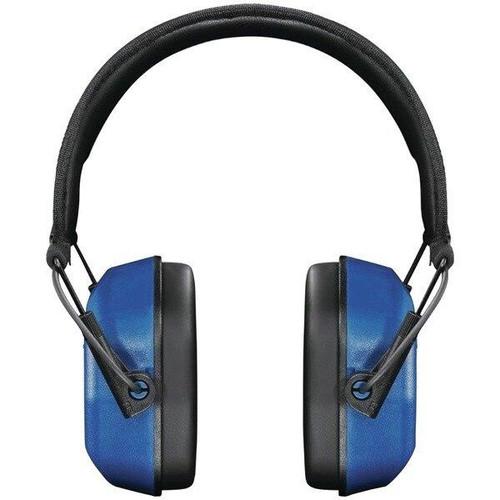 CHAMPIONR Champion Vanquish Electronic Hearing-protection Muffs blue