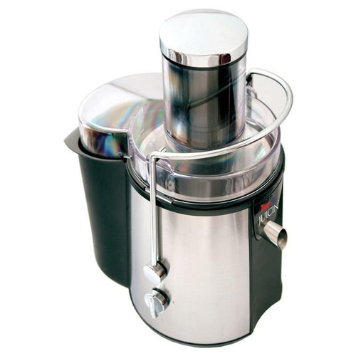 FastFurnishings 700-Watt Stainless Steel Chef Power Juice Fountain Juicer