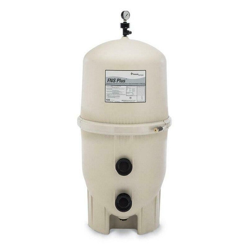 Pentair Pentair FNS Plus 60 Square Ft DE Filter with 2 inch Slide Valve
