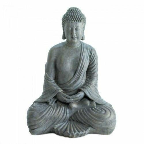 Accent Plus Meditation Buddha Statue