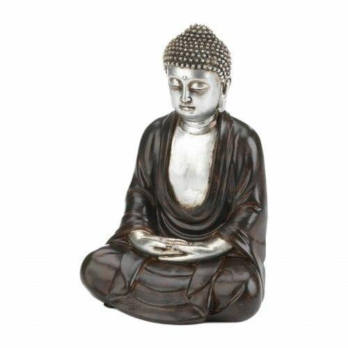 Accent Plus Peaceful Sitting Buddha