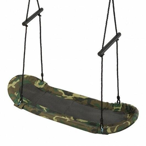Saucer Tree Swing Surf Kids Outdoor Adjustable Swing Set