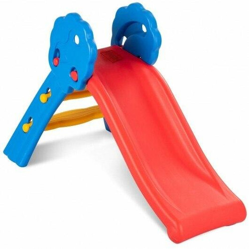 Indoor Outdoor Children Folding Up-down Slide