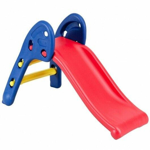 2 Step Children Folding Plastic Slide