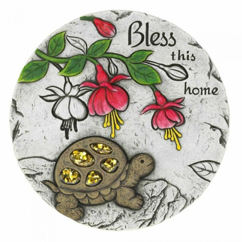 Accent Plus Bless This Home Stepping Stone