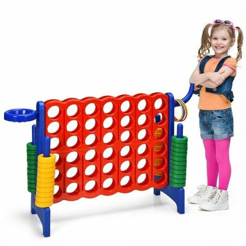 2.5Ft 4-to-Score Giant Game Set-Blue