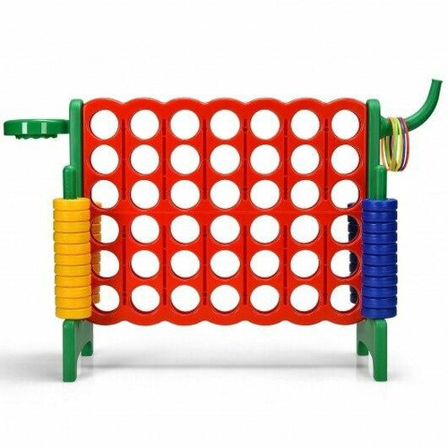 2.5Ft 4-to-Score Giant Game Set-Green