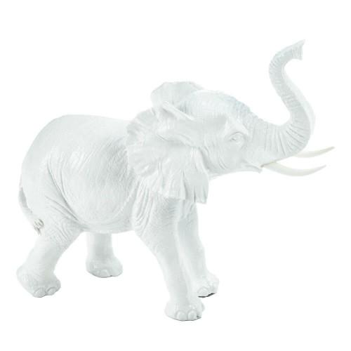 Accent Plus Textured White Elephant