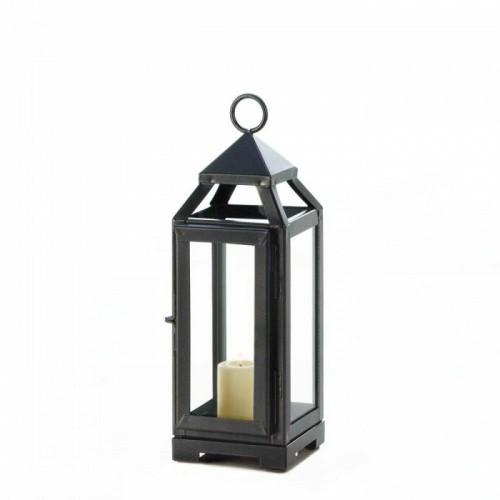 Accent Plus Small Slate Lantern