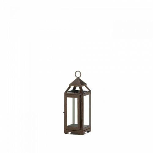 Accent Plus Mini Copper Lantern