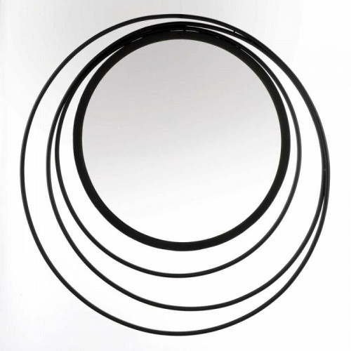 Accent Plus Three Ring Wall Mirror