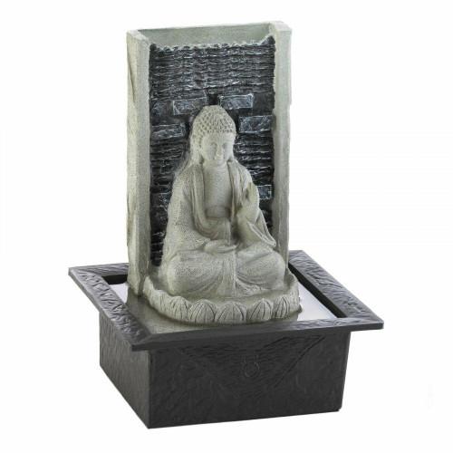 Cascading Fountains Buddha Cascading Tabletop Fountain