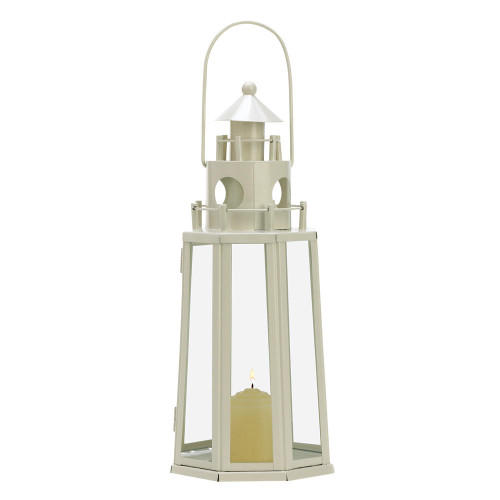 Accent Plus Lighthouse Candle Lantern