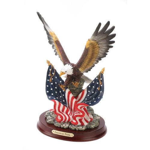 Accent Plus Patriotic Eagle