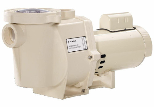 Pentair Pentair Whisperflo WFE-6 Model 011514 1.5 HP Full Rated Energy Efficiency Pump