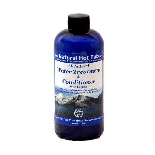 The Natural Hot Tub Company The Natural Hot Tub Company water treatment and conditioner spa treatment