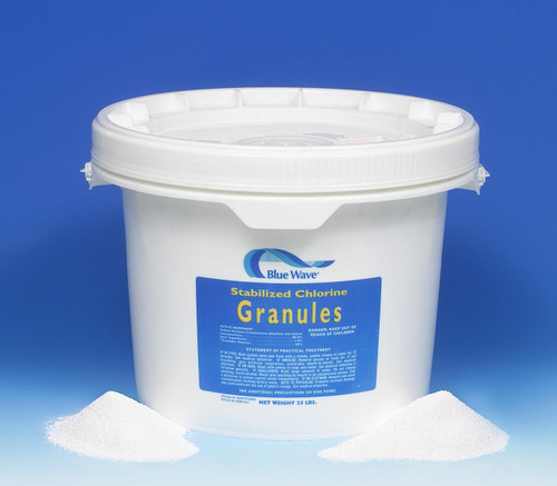Blue Wave Chlorinating Granules by Blue Wave