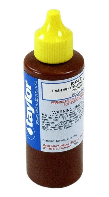Taylor Taylor Reagent R-0871-C 2 oz bottle