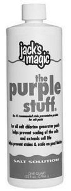 Jacks Magic Jacks Magic 1Quart Salt Solution The Purple Stuff
