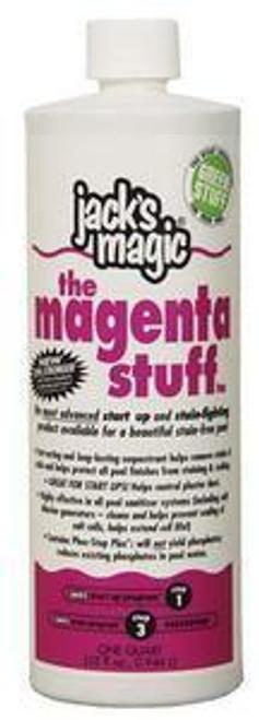 Jacks Magic Jacks Magic 1Quart Stain Prevention The Magenta Stuff